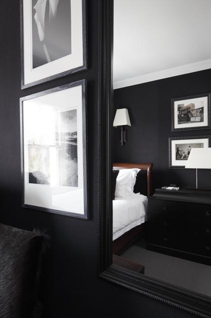Dreaming In Black & White (& Gold)