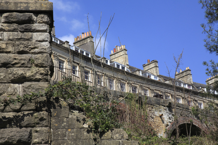 Beyond the Royal Crescent (A weekend in Bath)