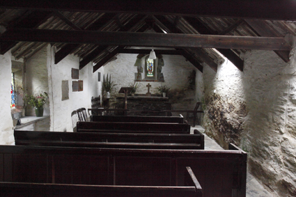 St Pirans Chapel, Cornwall
