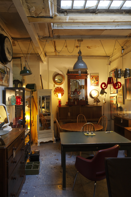 Crystal Palace Antiques & Modern