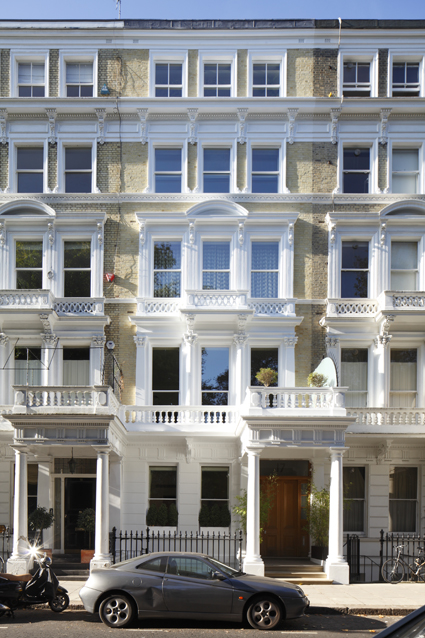 Eaton Square Apartments London