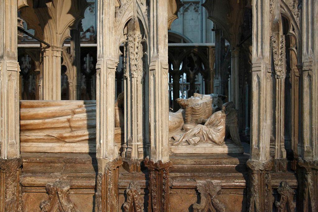 The Tomb of King Edward II