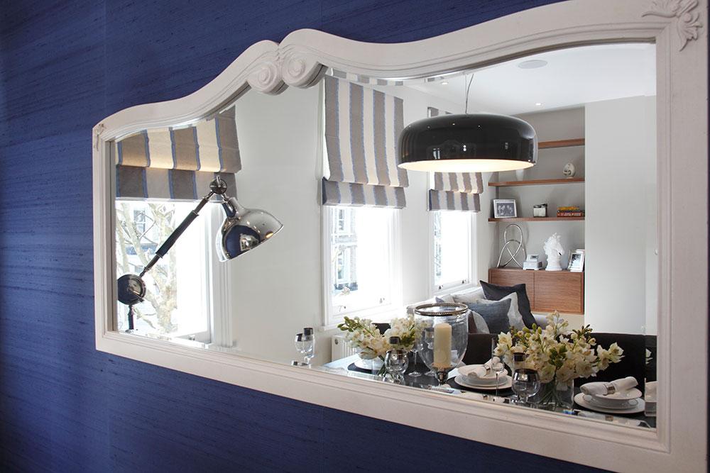 Living room by Frances Horn