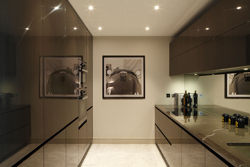 Kitchen by Laura Hammett
