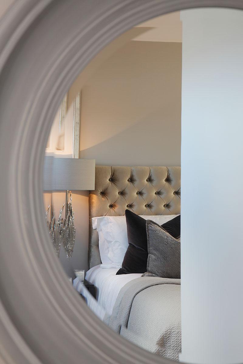 Bedroom by Laura Hammett