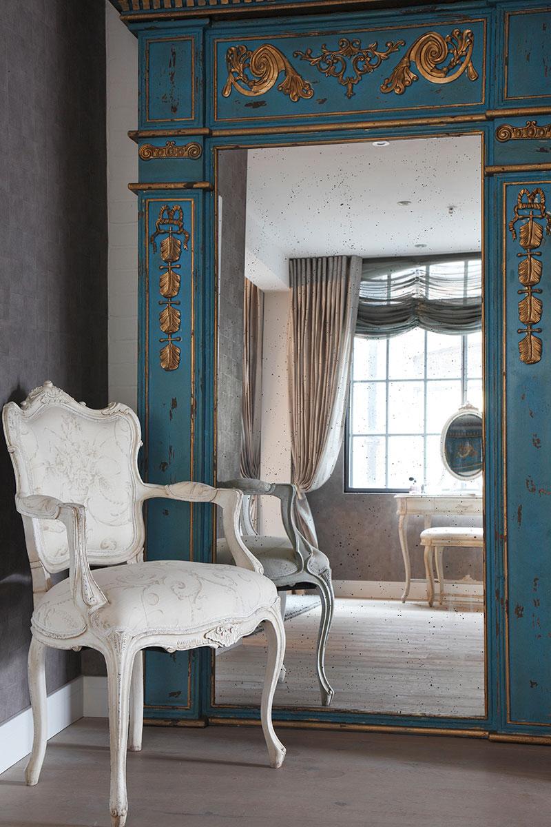 Bedroom by Oliver Burns