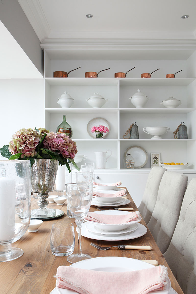 A Fulham home designed by Jess Lavers.