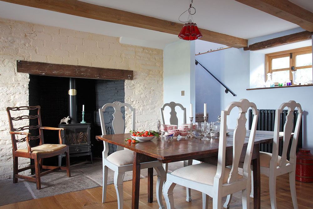 A Herefordshire kitchen