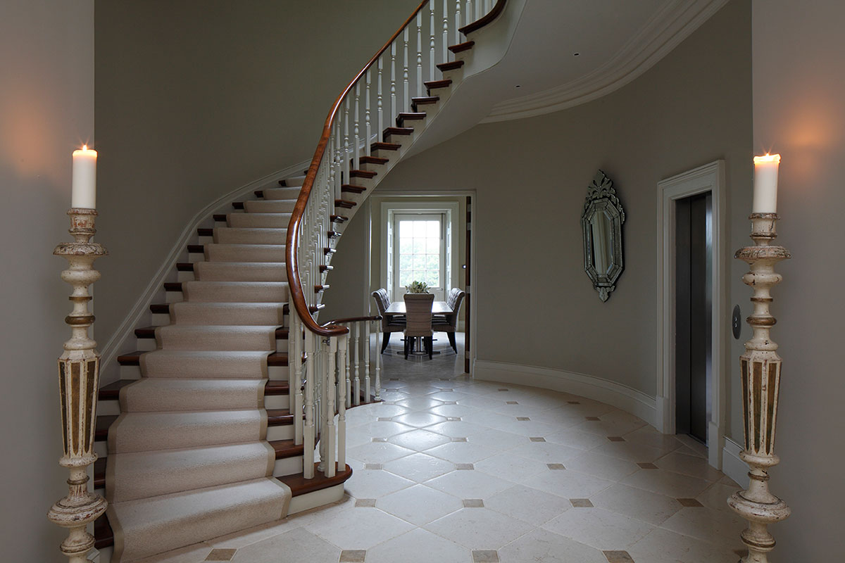 Stair Case Studies