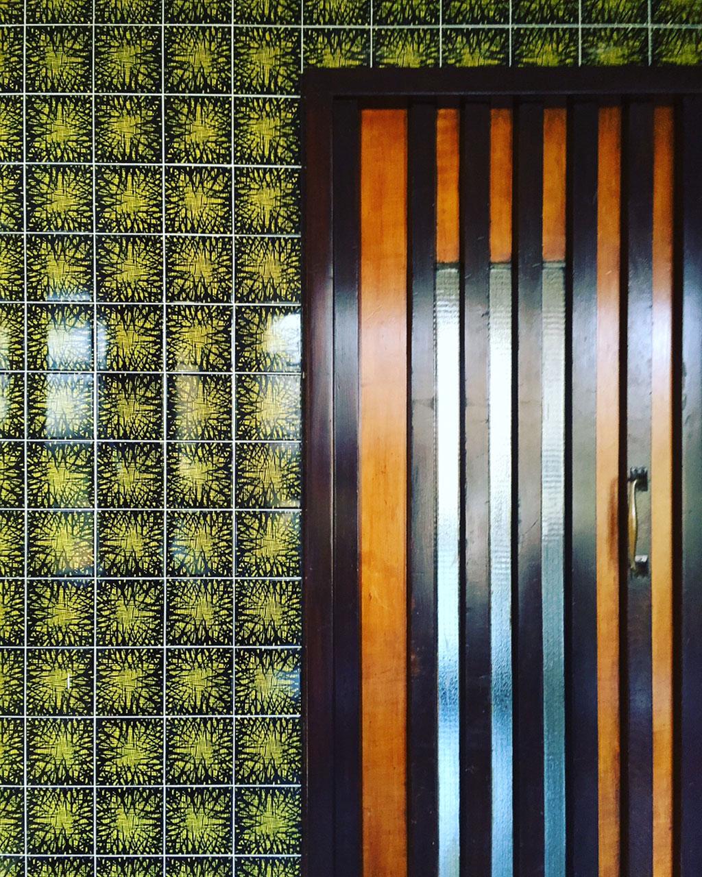 Midcentury tiling