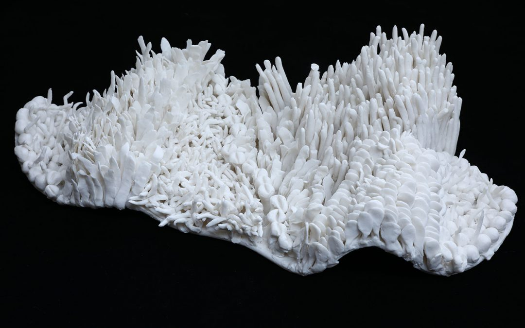 Nadine Bell, ceramicist